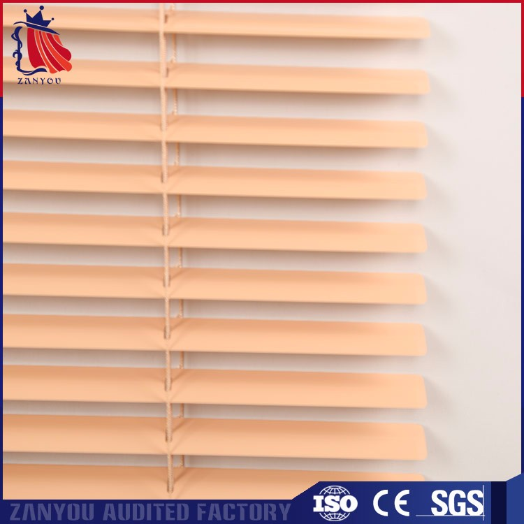 Factory direct custom top quality venetian blind valance