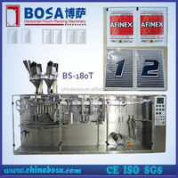 form fill seal pouch packing machine for liquid detergent