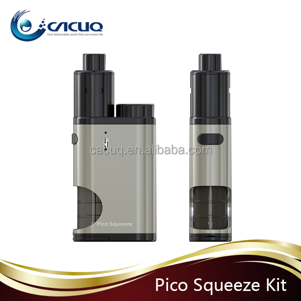 Original Eleaf Squeeze /Eleaf Pico Squeeze Kit with 5 Colors Large Stock Wholesale
