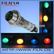 FL1-025 red and green led square parking light indicator
