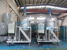 Automatic waste tire pyrolysis oil purification machine continuous waste tyre pyrolysis recovery plant