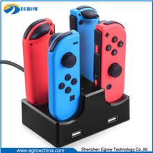4 in 1 Charging Dock For Nintendo Switch Charger stand