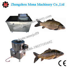Industrial Tuna Fish Processing Machine to Remove Fish Scales