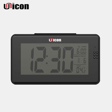 Unicon Vision 1080P 2 Megapixels Rechargeable Desk Pinhole Invisible Wireless Wifi Clock Camera