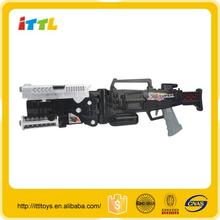 new arrival electronic electric gun sound toy gun for sale electric gun can turn a corner