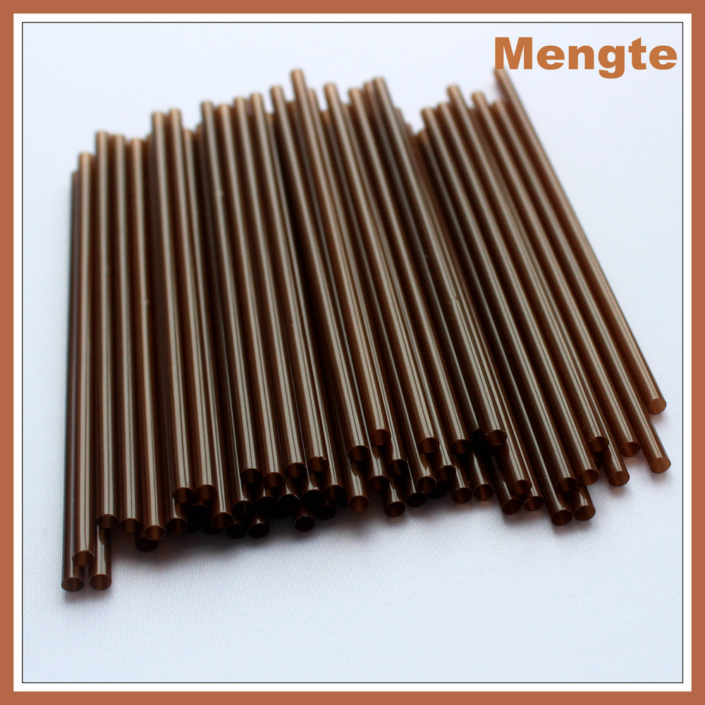 alibaba popular brown plastic coffee stirrer