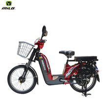 Top E <strong>Bike</strong> 48V 350W Ebike Women Electric City Bicycle Green Powerful electric cargo bicycle