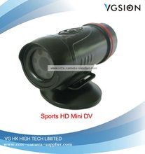 Action Sports Helmet Cameras Video Camcorder DV Cam PC Webcam Night Vision