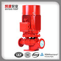 ISO9001 Electric Single Stage Inline Fire Pump