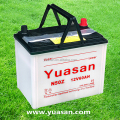 Yuasan Hot Producing Dry Charged 12V60AH Car Battery -- N50Z