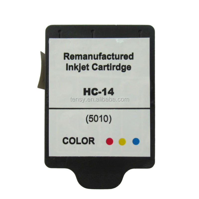 big quantity remanufactured ink cartridge for HP14