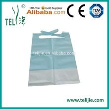 Disposable Nursing Medical Apron Waterproof Paper Dental Apron