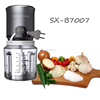 High Quality Multi Funtion Kitchen Onion Chopper Meat Grinder With Double Blade SX-B7007