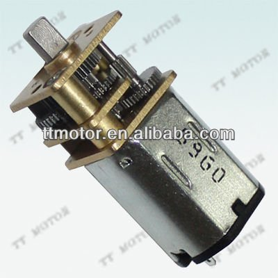 dc gear motor electric motor 5v GM12-N20VA