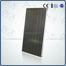 parts flat plate solar thermal collectors