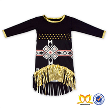 Long Frocks Designs For Teenagers With Fringe New Model Girl Dress 2016 Baby Dress