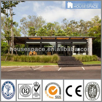 High Quality Earthquake resistant prefab farm house