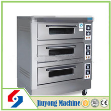 Multifunctional commercial bread oven price