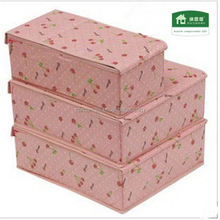 2014 Foldable Storage Bag Clothes Organizer Box vegetables containing vitamin d