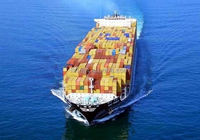 Ship container to South Africa