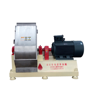 High Quality Animal Poultry Hammer Mill Feed Processing Machine