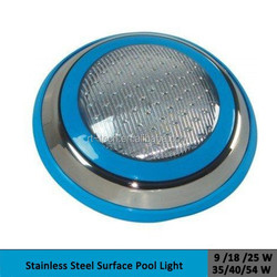 surface wall mounted led swimming pool light 18w 12w ip68