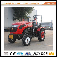 New farm tractor use enhanced chassis durable agro equipment made in China