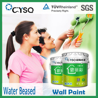 Water Based concrete wall paint