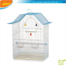 Cheap wire bird cage 24X18.5X35cm