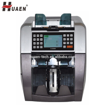 Bank note professional two pocket bill banknote sorter money counter and cash currency sorter