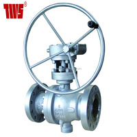 8 Inch 600LB Gear Operated Trunnion Ball Valve