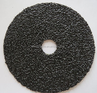 China manufactory Silicon Carbide Sunmight Abrasive Disc fiber disc