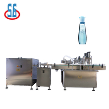 200 Liquid Washing Drying Filling Capping Production Line,Liquid Filing And Capping Machine,Bottle Capping Machine
