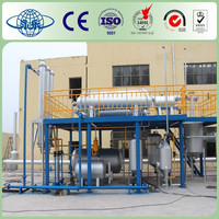 Pyrolysis Tyre Recycle Machine