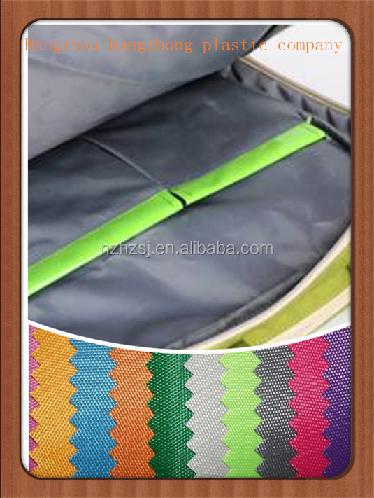 100% lining fabric polyester material pu coated fabric
