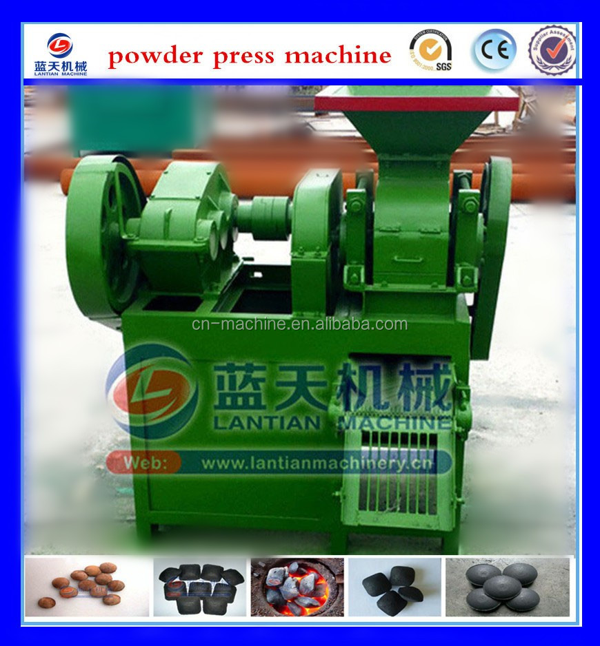 30 years Hot Saling Raw Lime Dry Powder Briquette Machine
