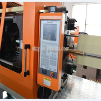 YH80 horizontal plastic plastic pole making machine