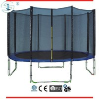 14 FT trampoline wholesale, gymnastic trampolines,children bungee jumping equipment
