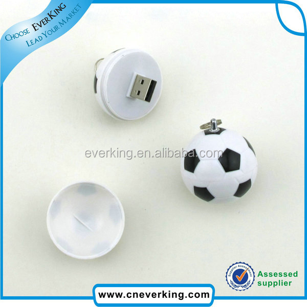 Best price Mini football usb gift for 2014 Word Cup