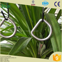 High Quality 2 inch stainless steel d rings