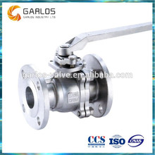Q41F-1 2PC flanged stainless steel fire safe ball valve in 20k