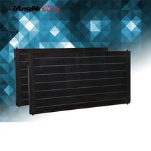 High efficiency rooftop flat plate panel water heater solar collector prices