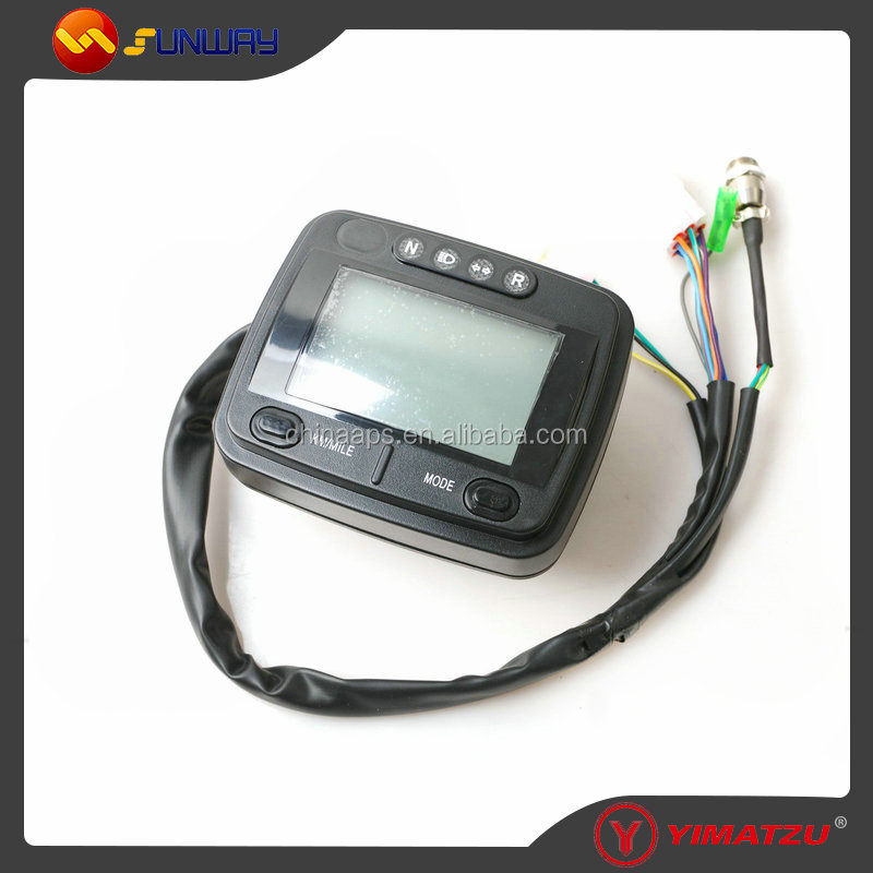 ATV Parts ATV Meter for HISUN 400 500 600 700CC ATVs Quad Bike Parts