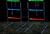 Led light ladder ball game /Go ladder toss game
