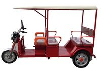 closed solar passenger tricycle for wholesales