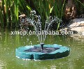 Led Lighted Floating Solar Pool Water Fountain Lake