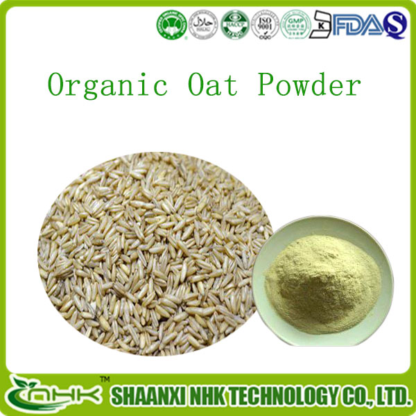 GMP Factory Supply 100% Pure Natural Oat Dietary Fiber