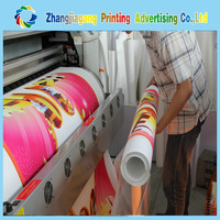 Glossy/ Matt 130g pp synthetic paper for indoor digitial printing advertising