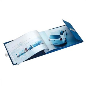 Printing company high level products catalog