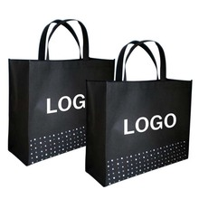 Colorful Recycle Spunbond Non Woven Fabric Shopping Bags with Handle